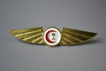 AIR AMBULANCE metal pin P000718