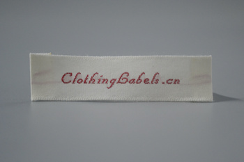 Woven label P003209