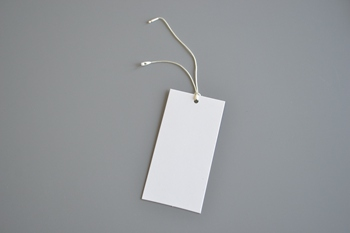 How to make custom hang tags for clothing?