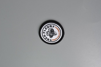 THEO FLEURY woven patch P000371