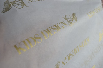 KIDS DESIGN tissue paper P000419