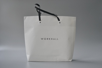 WORKHALL paper bag P000725