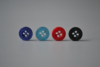 PRIMABLU resin buttons P002890