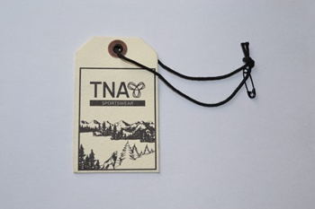 TNA hang tag P003367