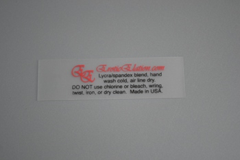 EROTIC TPU label P003380