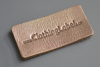 ClothingLabels.CN leather labels-P003466