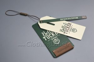custom printed hang tags with string