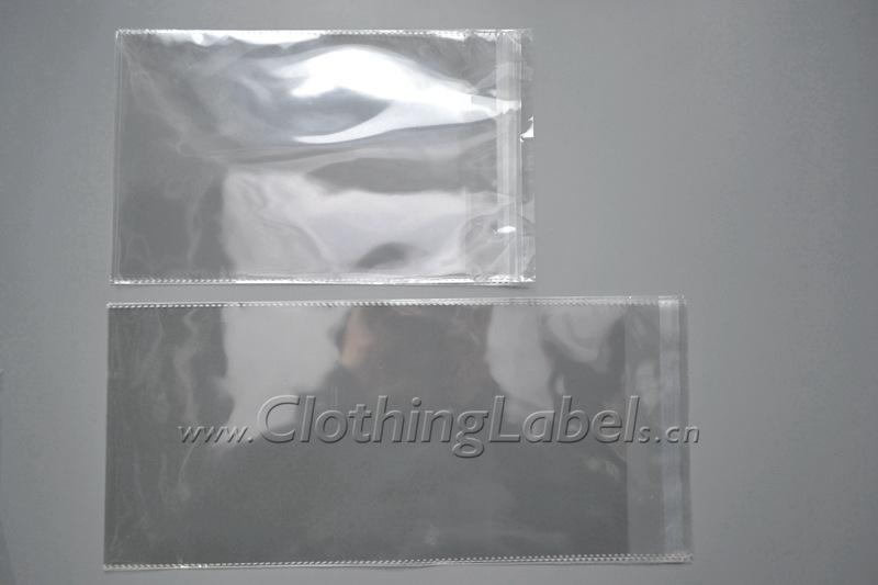 clear opp bags