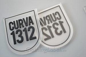 8 PVC labels 298