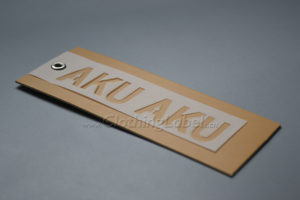 Clothing Hang Tag Ideas