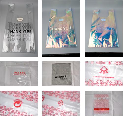 image of PVC bags