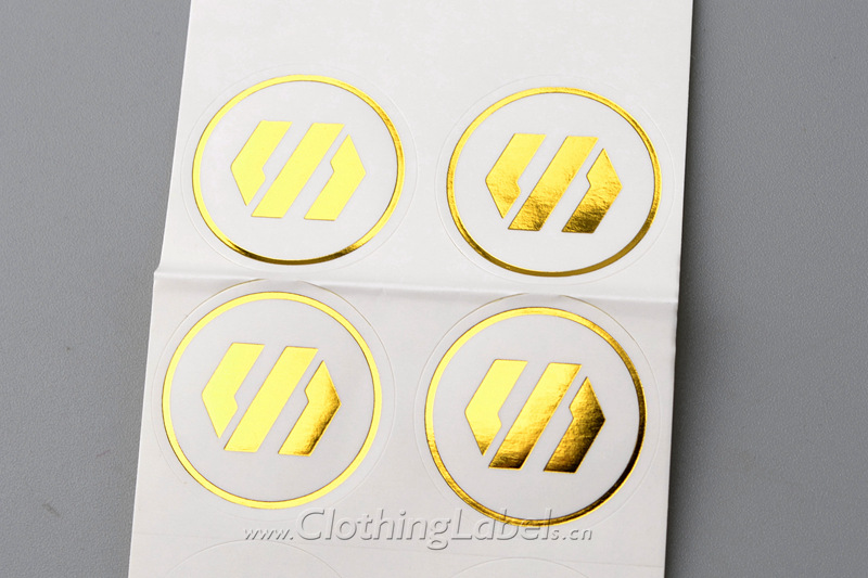 8 clothing stickers 262