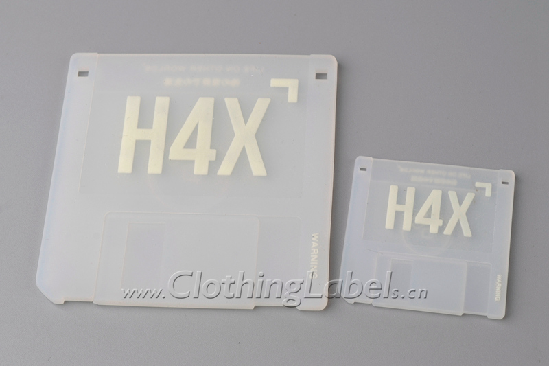 8 silicone labels 32