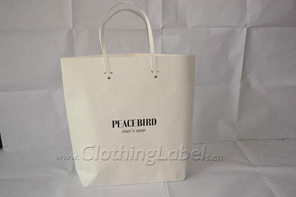 peacebird paper bag