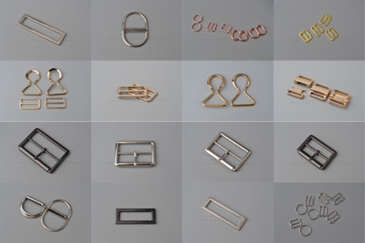 Metal slider buckles' photo gallery