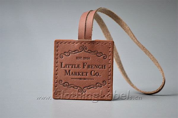 4 tips on craftsmanship of leather labels
