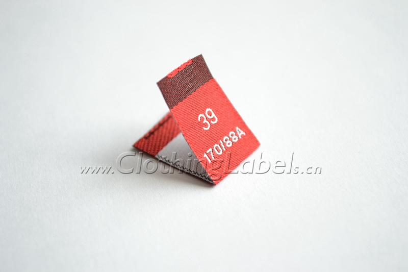 size labels 433