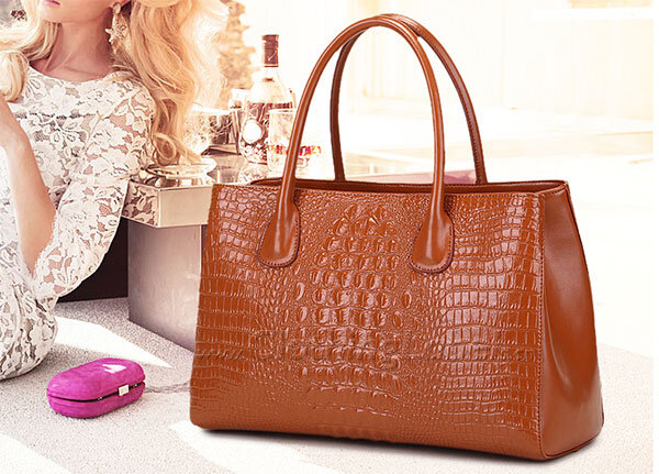 Crocodile leather bags 08