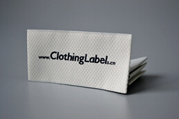 woven labels index