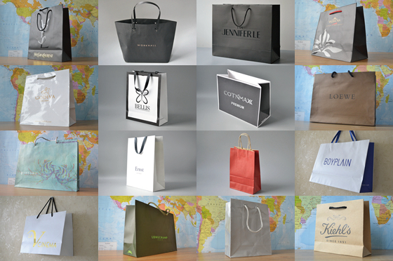 image of paper bags