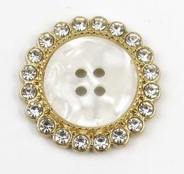 rhinestone buttons 8